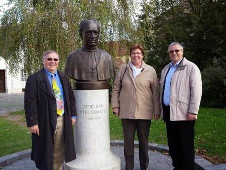 Oktober 2014, Osijek – Sightseeing in Osijek met speciale gids