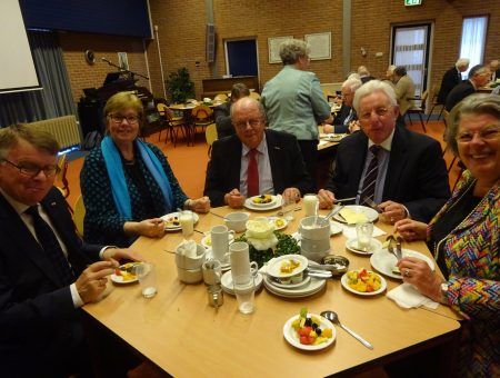 Meetings: with retired Reformed pastors
