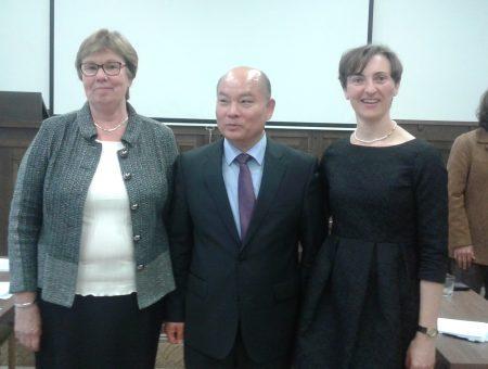 PhD Defense Sung Kon Park